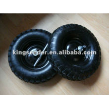 4.00/3.50-8 pneumatic rubber wheel
